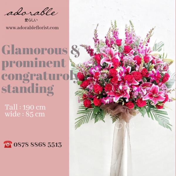 supplier bunga jakarta