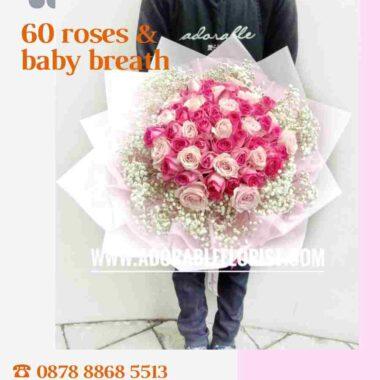 beli bunga hand bouquet