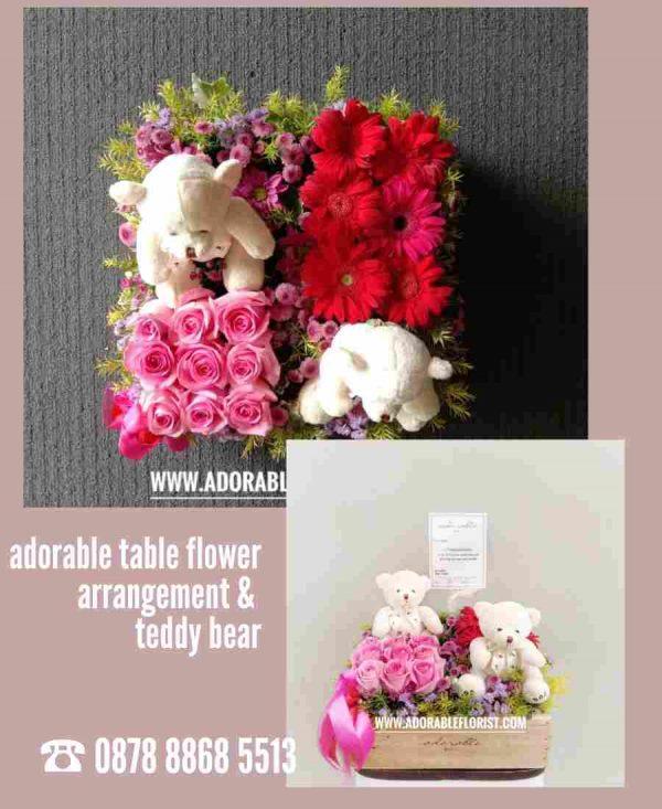 bunga untuk anak perempuan
