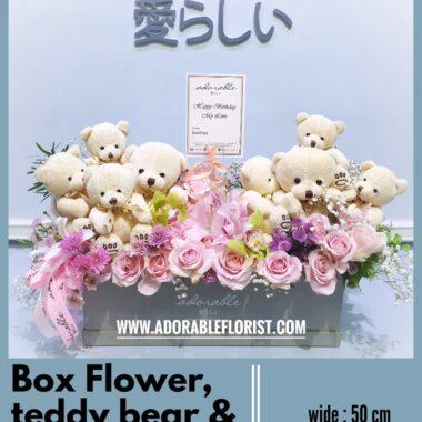 bunga untuk dekorasi pernikahan