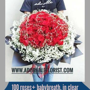 hand bouquet untuk nikah
