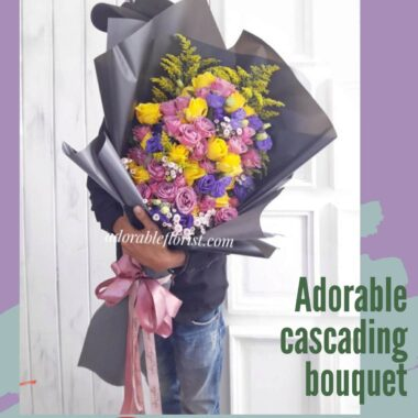 buket bunga yang bagus