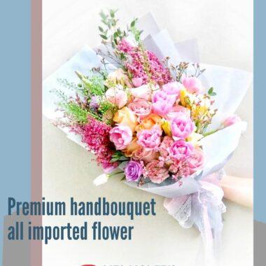 jual hand bouquet wedding