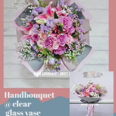 harga buket bunga asli pengantin