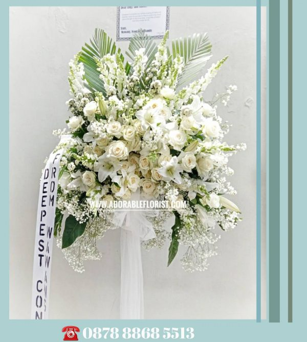 supplier bunga segar