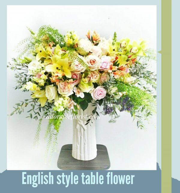 bunga hand bouquet pengantin