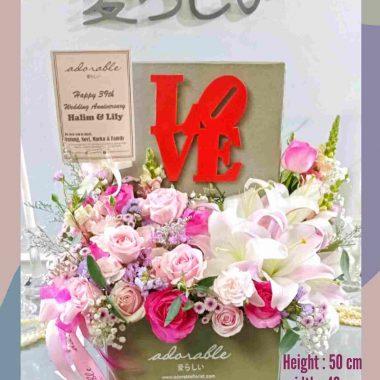 toko bouquet bunga terdekat