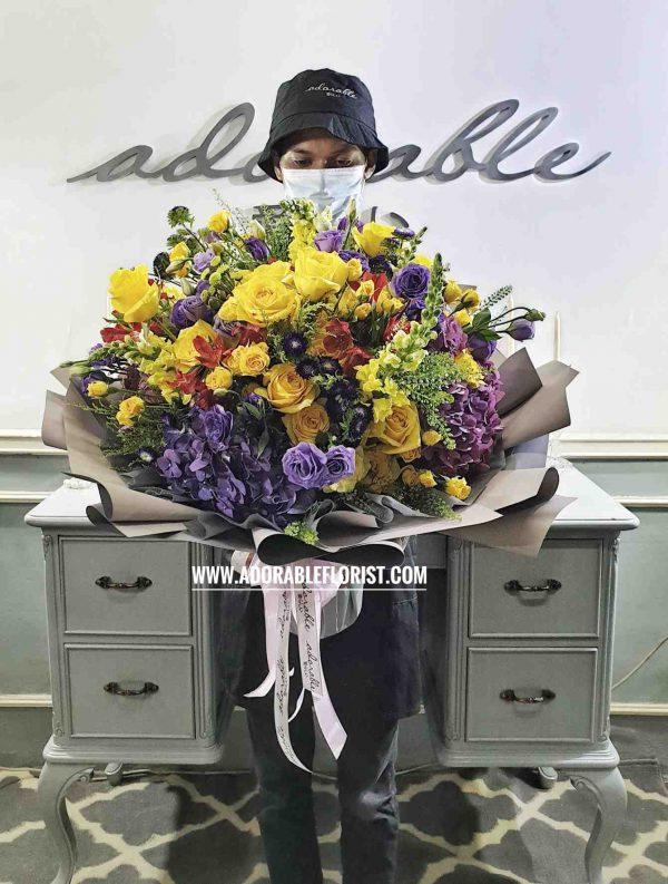 toko buket bunga murah terdekat