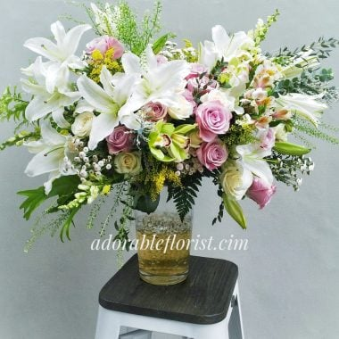 Table Arrangement-14