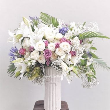 Table Arrangement-35
