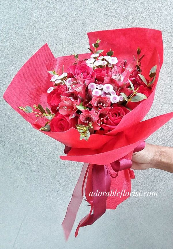 WRAPPING BOUQUET-10