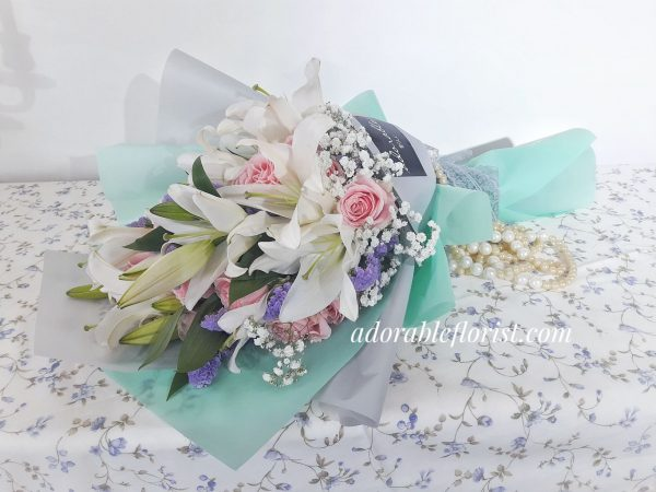 WRAPPING BOUQUET-19