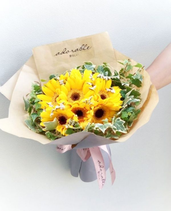 WRAPPING BOUQUET-06