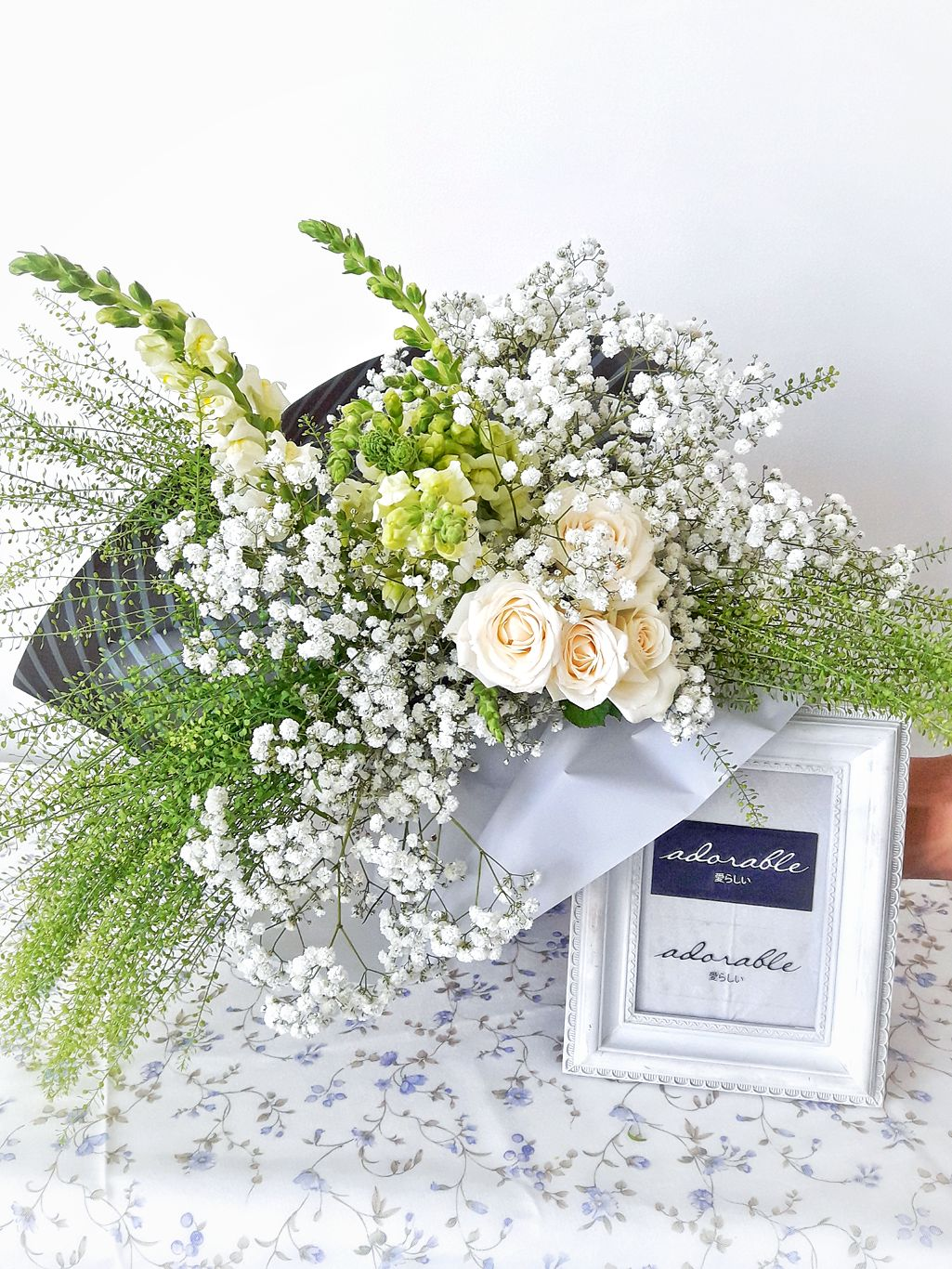 WRAPPING BOUQUET-60 1