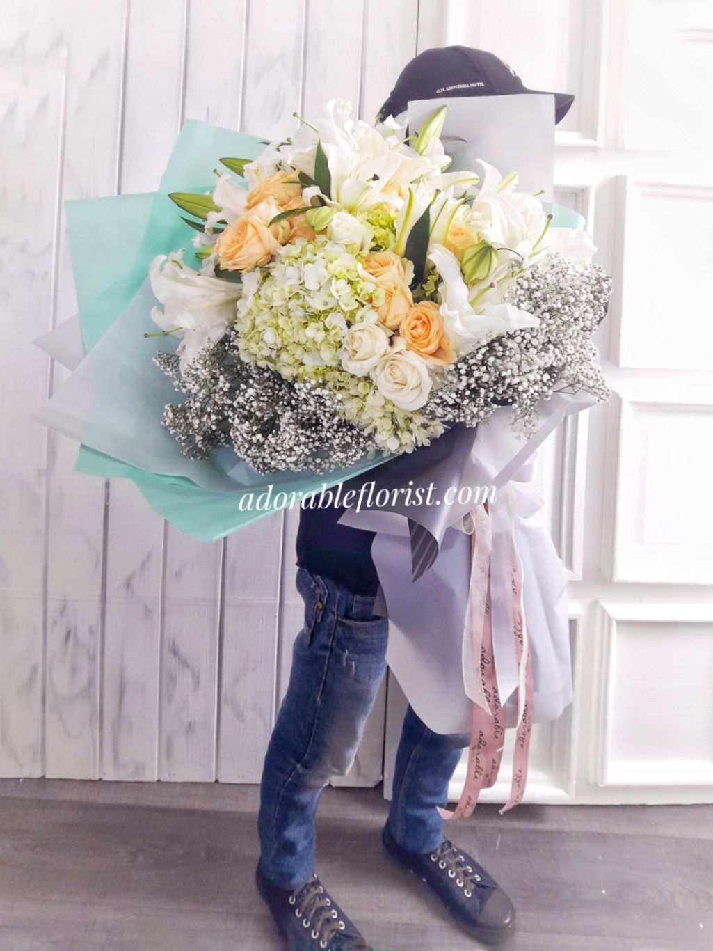 WRAPPING BOUQUET-66 2