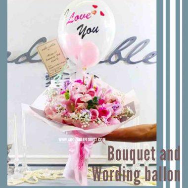 jual bouquet bunga jakarta