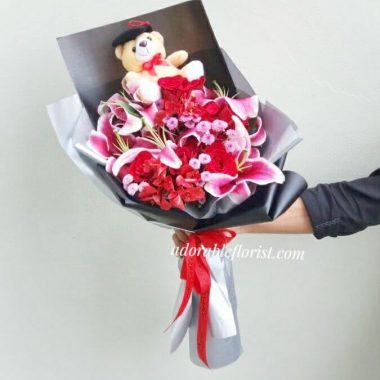 Adorable Bright Future Bouquet