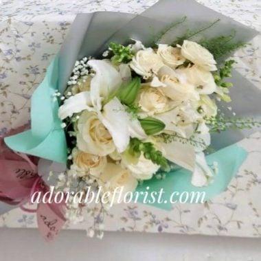 adorable bold bouquet