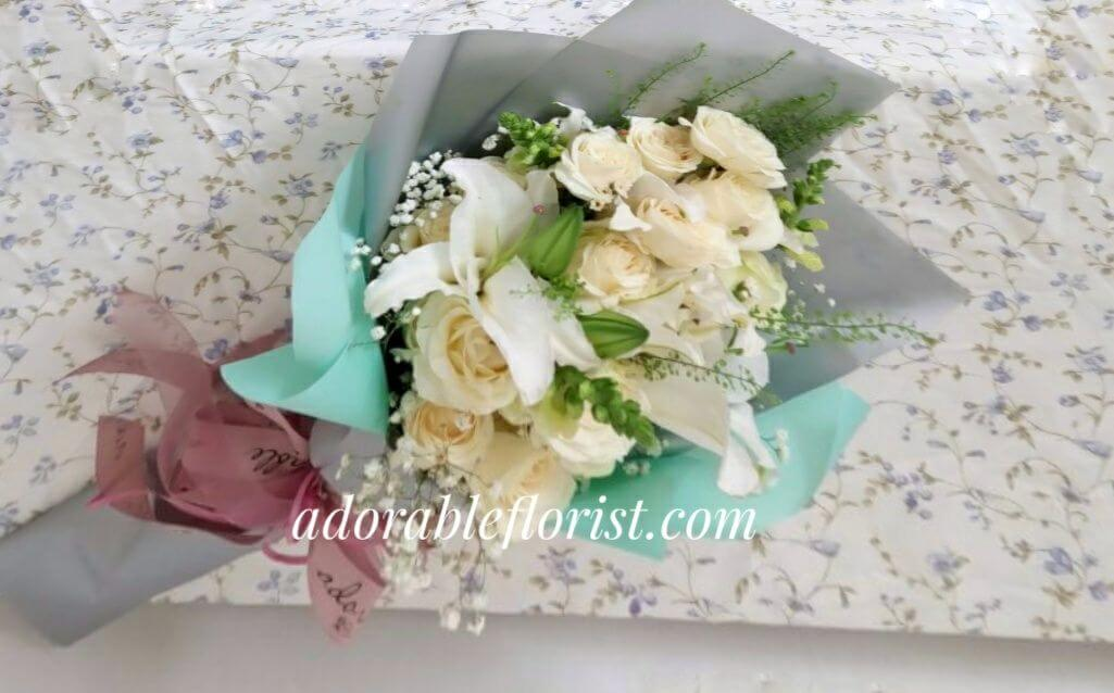 wrapping bouquet 75 02 baru