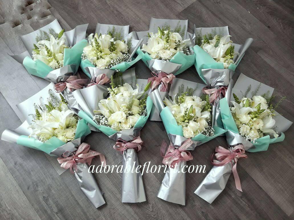 wrapping bouquet 75 03 baru