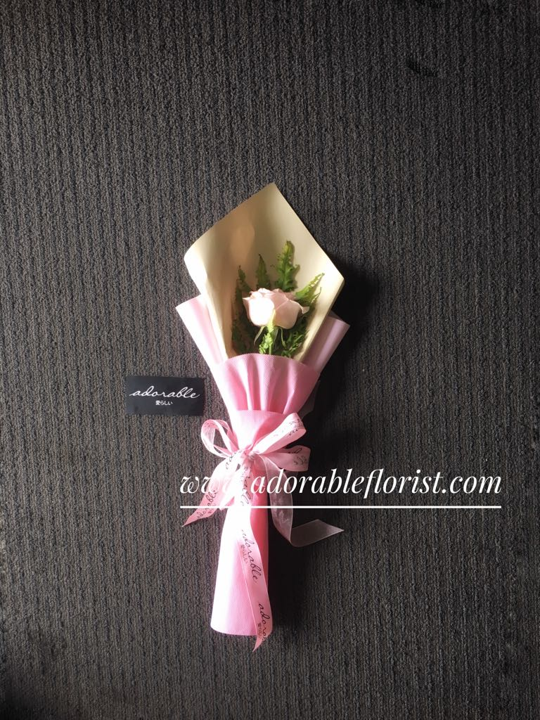 wrapping bouquet 78