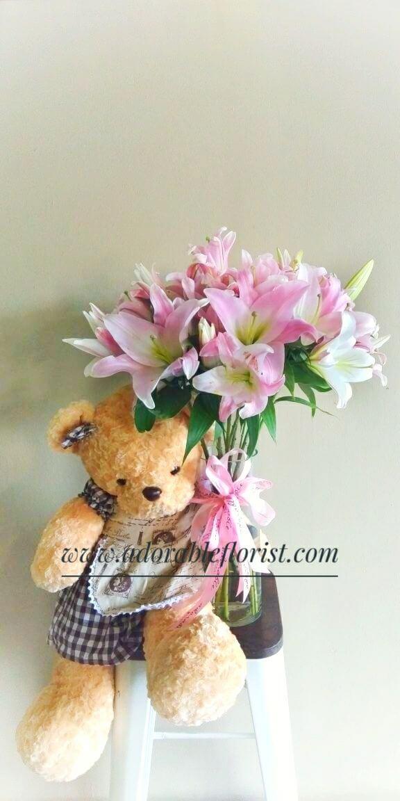 flower & bear 02 a