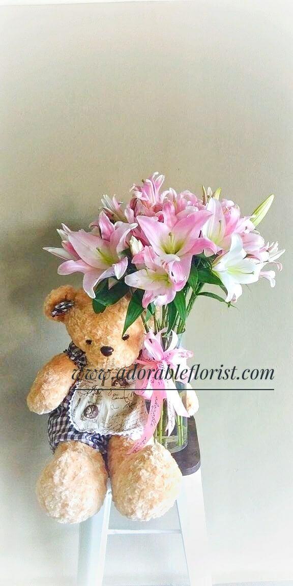 flower & bear 02 c