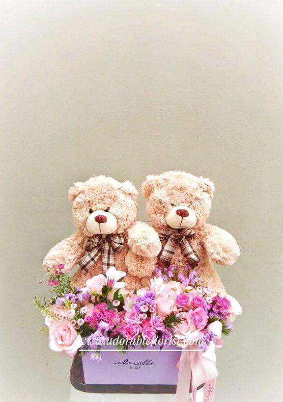 flower & bear 05 a