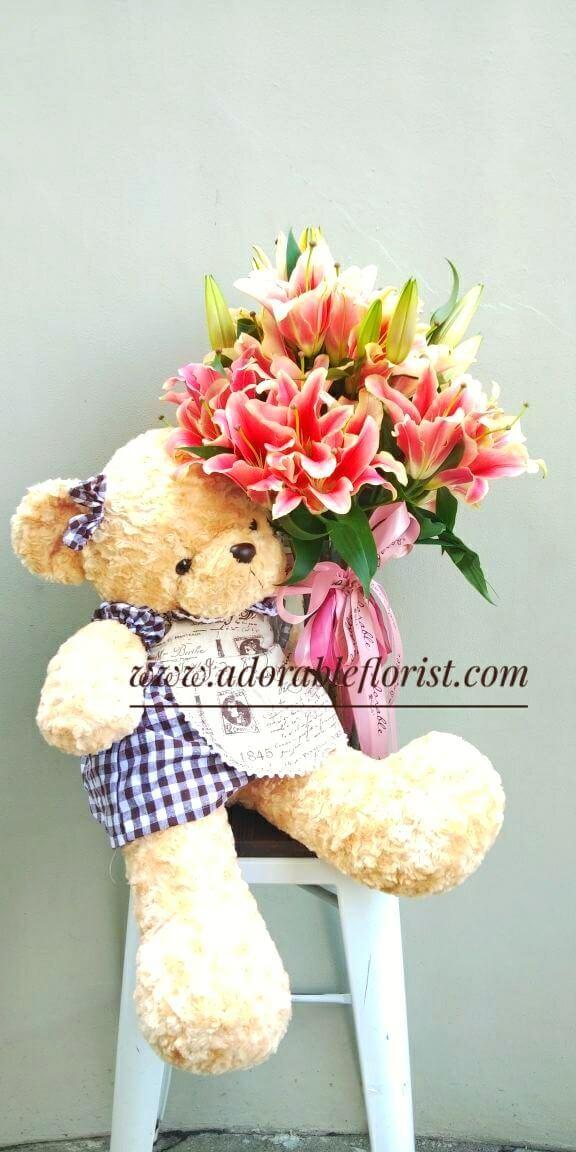 flower & bear 06 b