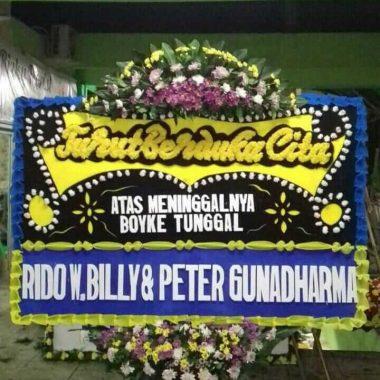 bunga papan ucapan ulang tahun perusahaan