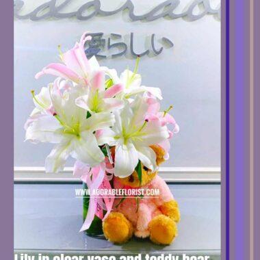 buket bunga aesthetic