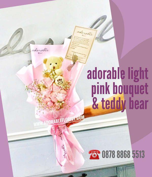 rangkaian bunga untuk kekasih