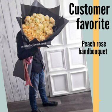 toko penjual buket bunga di jakarta