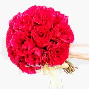 bunga untuk undangan pernikahan