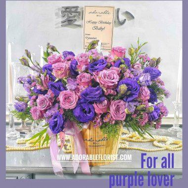 jual bunga meja murah jakarta
