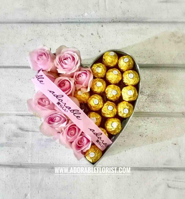 buket bunga cantik untuk pacar