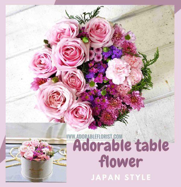 buket bunga asli pengantin