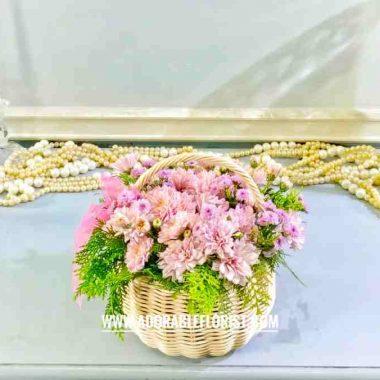 toko bunga korea